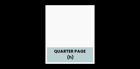 Quarter Horizontal