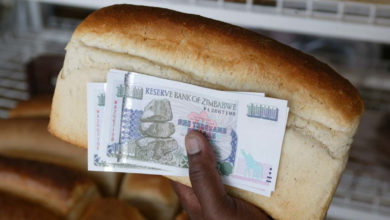 Photo of Bread prices in Zimbabwe rise by 39%